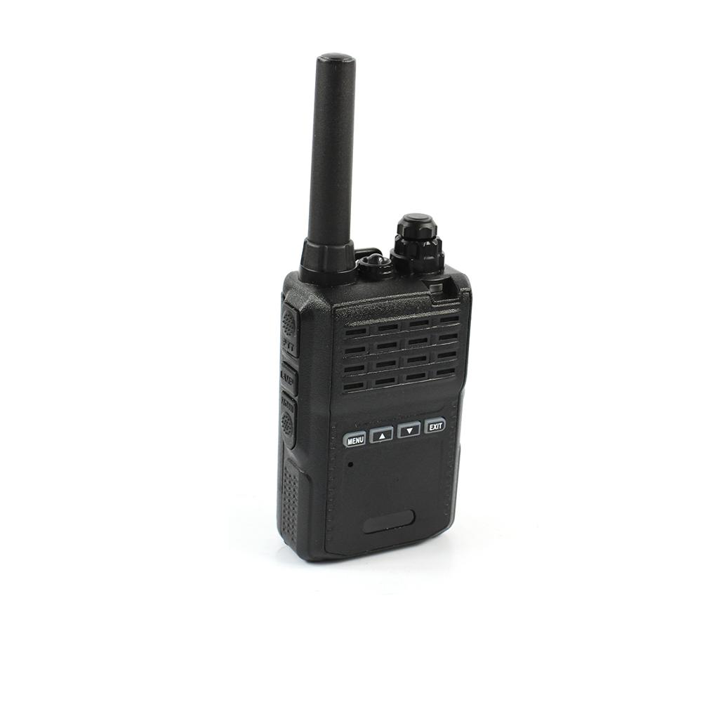 Baofeng BF-E90 Walkie Talkie With Headset 5W Power PVC+ABS Portable 16 Channels 400-470Mhz Frequency UHF Handheld Two Way Radio