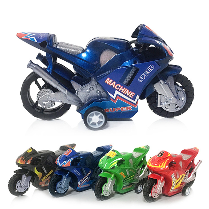 Four-Wheel Motorcycle Model 7