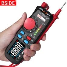Двойной режим мультиметр Вольтметр BSIDE 92CL-PRO цветной дисплей цифровой Multimetro индикатор напряжения Voltimetro батарея тестер инструмент