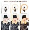 phone Selfie 26CM Ring Light Bluetooth Photo Led Phone Lamp Photography Lighting Tripod Stand TikTok Youtube Live Makeup Video discount