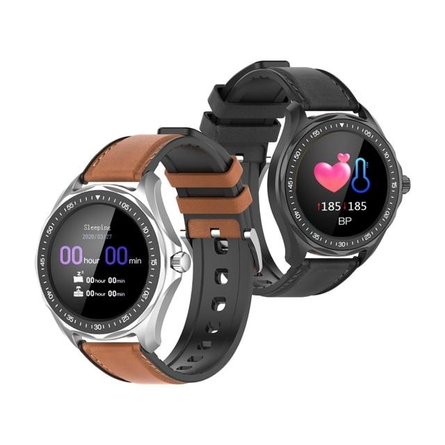 BlitzWolf Official Store BW-HL3 Smart Watch Heart Rate Blood Pressure Monitor Fitness Track Sport 2020 Smartwatch For Men Women 2