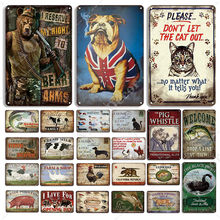 Farmhouse Home Metal Poster Plaque Metal Vintage Metal Sign Tin Sign Wall Decor for Kitchen Room Man Cave Garage Iron Painting