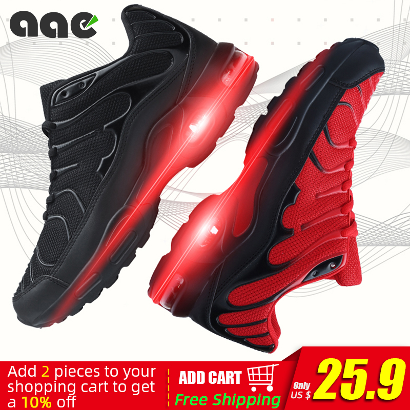 2020 Air Running Shoes Fashion Mesh Breathable Shoes For Man Sneakers Zapatos De Hombre Men's Casual Shoes Size 47 DropShipping