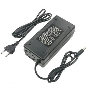 Image 4 - 54.6V 3A Battery Charger For 13S 48V Li ion Battery electric bike lithium battery Charger High quality Strong heat dissipation..
