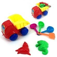 Baby Toys Beach Bag 10 Piece Beach Toy Sand Set Sand Play Sandpit Toy Summer Outdoor Toy Kids Sandpit Game Children Sandbox Set