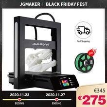 JGMAKER JGAURORA 3D drukarki A5 aktualizacja A5S w całości z metalu Diy Kit ekstremalne wysokiej dokładności duży rozmiar wydruku 305x305x320mm Impressora 3d