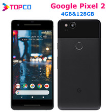 Google Pixel 2 Original desbloqueado GSM 4G LTE Android Teléfono Móvil 5,0