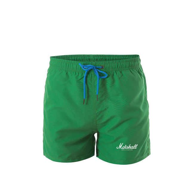 جديد العلامة التجارية الرجال سروال سباحة قصير ملابس السباحة جذوع الرجال شورتات للبحر رجل السباحة قصيرة المايوه رجل تشغيل الرياضية Surffing السراويل