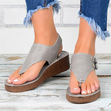 Women Sandals Casual Heels Sandals Summer Shoes Women Plus Size Women Flip Fliops Wedges Shoes Women Platform Sandalias Mujer