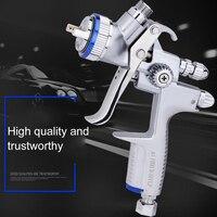 High Atomization Paint Spray Gun Nozzle 1.3mm Pneumatic Spray Gun new