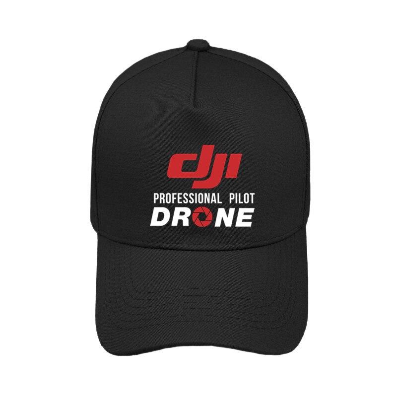 Dji profissional piloto drone boné de beisebol do motor dos homens algodão fresco dji chapéu feminino unissex boné de pico MZ-022