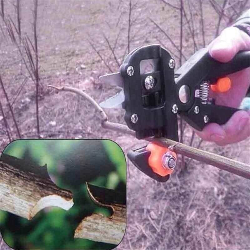 Garden Grafting Tools Pruning Shears Scissor Vaccination Secateurs Cutting