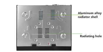 16CH*5MP H.265 NVR Network Digital Video Recorder 1 SATA MAX 8TB Onvif CMS XMEYE P2P Cloud CCTV Security