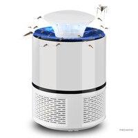 Lámpara eléctrica pura para matar mosquitos y insectos  luces para repeler plagas  herramienta antirepelente USB  antimosquitos dispositivo|Ventiladores de extracción| |  -