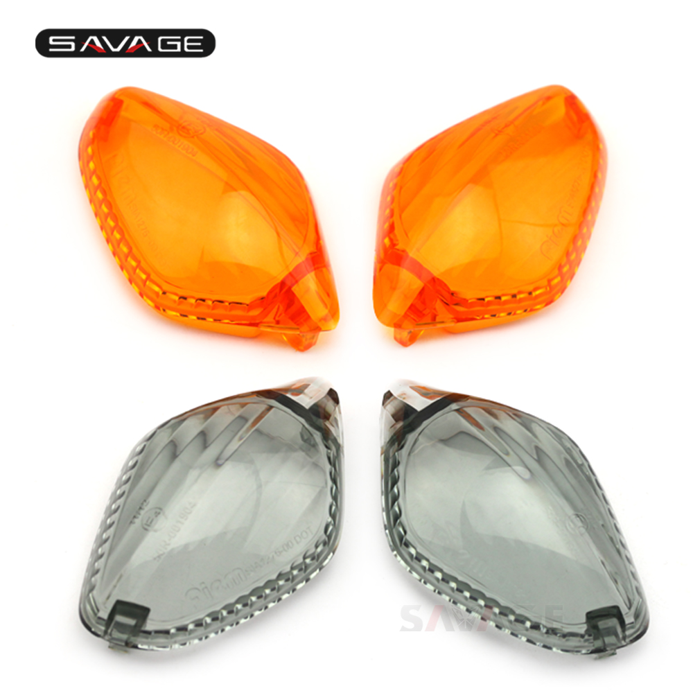 Turn Signal Indicator Lamp Lens For HONDA CMX 300 500 Rebel CRF250L MSX 125 Grom SF NC700 NC750 S X CTX700 Motorcycle Light Part