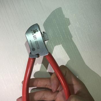 XNRKEY oryginalny nóż do kluczy Lishi ślusarz samochodowy nóż do kluczy wycinarka Auto cięcie kluczy maszyna narzędzie ślusarskie cięcie płaskich kluczy bezpośrednio tanie i dobre opinie CN (pochodzenie) Lishi Pliers Key Cutter