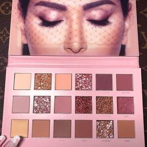 Image 4 - ความงามอายแชโดว์ Palette 18 Matte Shimmer สีติดทนนาน Perfect MIX Makeup Palette ผงสีชมพูเฉดสี Eye Shadow Set