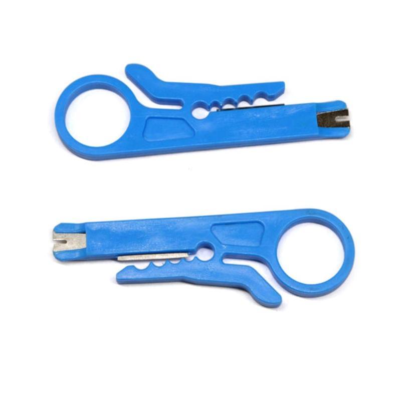 Мини-нож для зачистки проводов щипцы обжимной инструмент многоинструментальный кабель для зачистки проводов резак мульти инструменты режущие провода