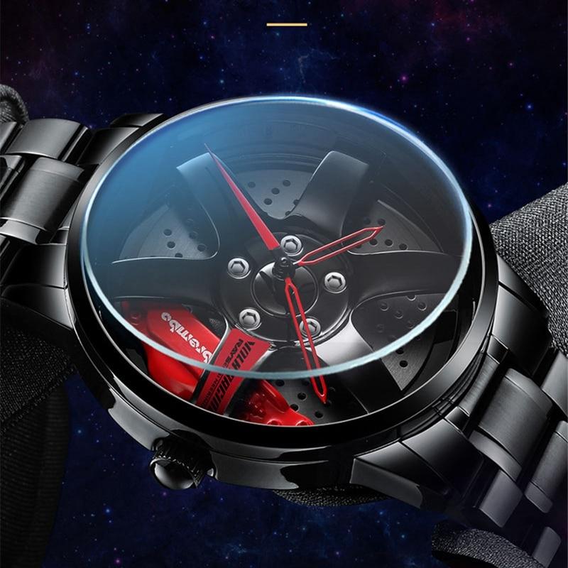 NIBOSI 2020 Watch Man Wrist Watch Custom Design Sports Waterproof Creative Male Watches Relogio Masculino 3