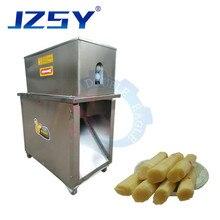 300 кг/ч Высокоэффективная Коммерческая автоматическая машина для зачистки сахарного тростника/электрическое оборудование для пилинга сахарного тростника