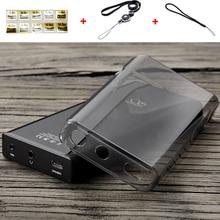 Running Kameel Zachte Tpu Case Voor Shanling M5S Hifi MP3 Muziekspeler Beschermende Case Cover