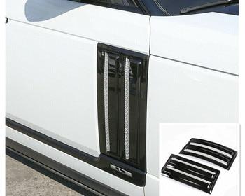 For Range Rover Vogue SVO 2014-2018 Fender Side Air Vent Outlet Cover
