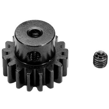 цена на Wltoys a959 Upgrade Metal 17T Motor Gear Spare Parts Pinion Gear Parts for Wltoy A959 A979 A969 A949-24 Rc Car Replacement Parts