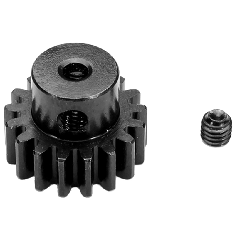 Wltoys a959 Upgrade Metal 17T Motor Gear Spare Parts Pinion Gear Parts for Wltoy A959 A979 A969 A949-24 Rc Car Replacement Parts