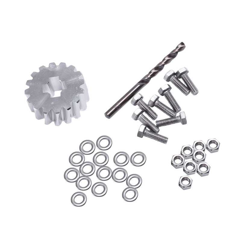 For Ford Galaxy Seat Alhambra Sharan Spare Wheel Carrier Gear Repair Fix Kit