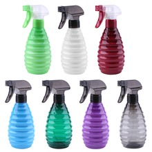 400ml Handheld Plant Flower Spray Bottle Watering Sprayer Bottles Kettle Home Garden Watering Can Irrigation Tool 4pcs set plastic automatic watering device plant watering irrigation spray bottle 4pcs agricultural watering can