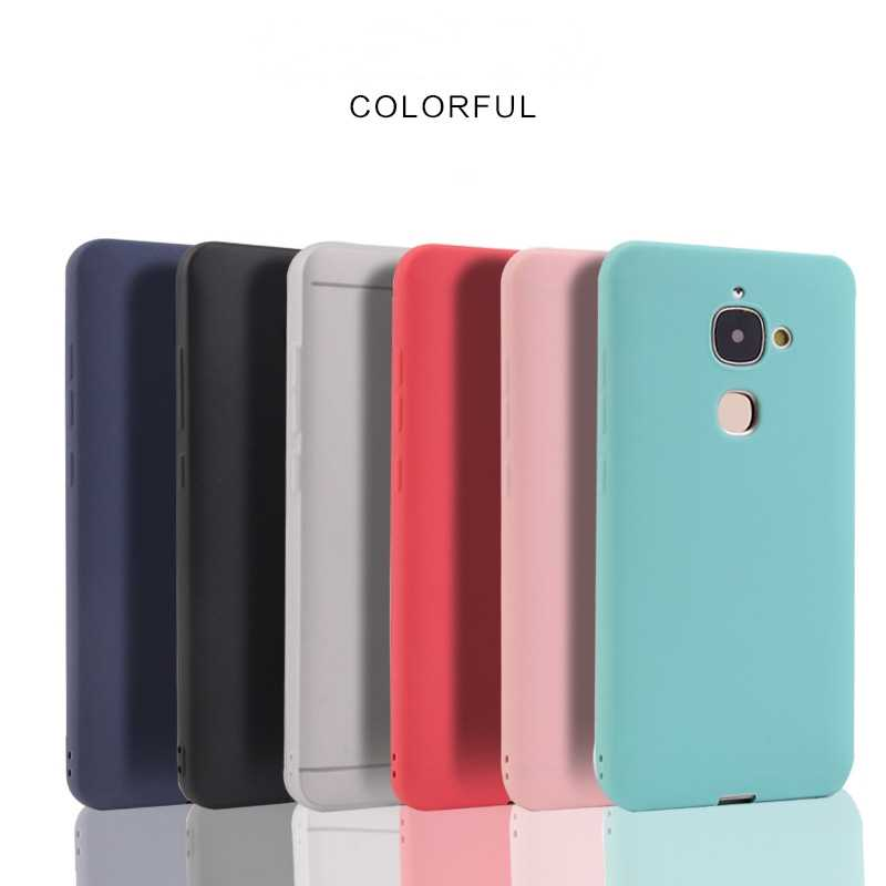 For LeEco Le 2 Pro Max 2 1S Case Soft Silicone Candy Colors Matte Back Cover for Letv LeEco Le Pro 3 Cool 1 Phone Shell