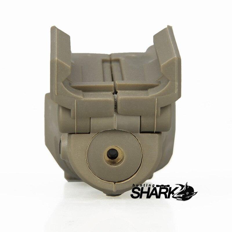 PPT красный лазер Aimer Тактический лазерный прицел для всех glocks лазерная указка для G и BARAK пистолетов с боковыми канавками HS20-0019