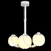 Современный светодиодный подвесной светильник с стеклянным шаром