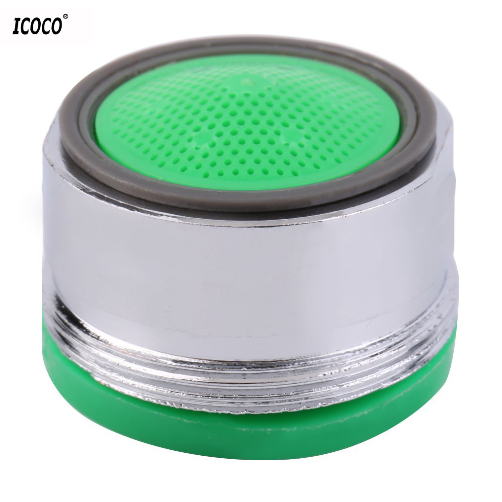 ICOCO 360 Rotate Water Swivel Faucet Nozzle Water Filter Adapter Water Purifier Saving Tap Kitchen Tools Dropshipping