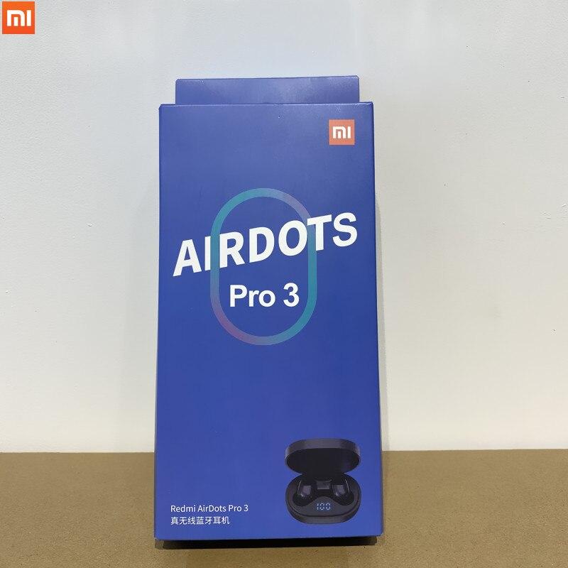 Оригинальные наушники Xiaomi Airdots S Tws Redmi Airdots Pro 3 беспроводные наушники Bluetooth 5,0 игровая гарнитура с микрофоном Голосовое управление