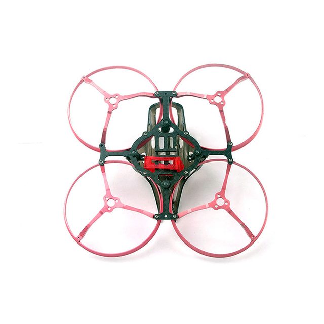 Happymodel Snapper8 85mm Cinewhoop FPV Racing RC Drone Carbon Fiber Frame Kit With CNC Aluminum Alloy Guard