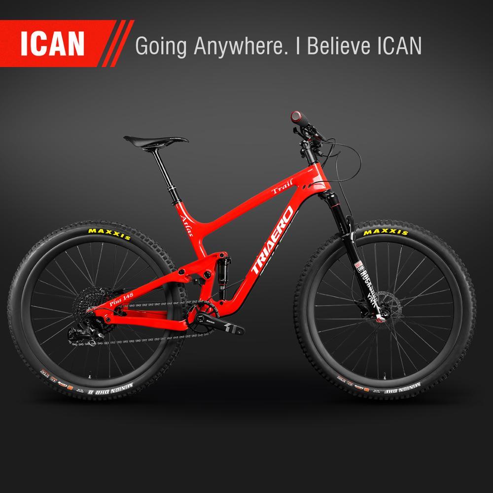 27 5 plus Carbon Trail font b Bike b font MTB mountain font b bike b