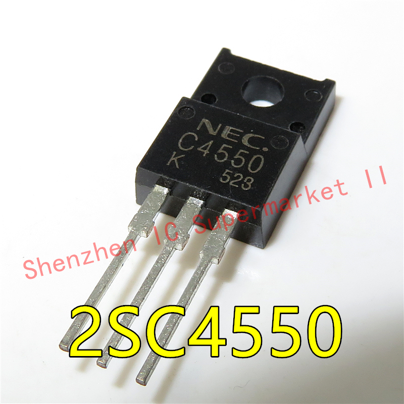 New And Original C4550 2SC4550 TO-220F In Stock