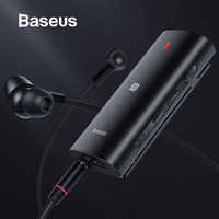 Baseus & Bongiovi DPS 3D Stereo Bluetooth 5.0 Adattatore Audio Dal Vivo effetto APT-X NFC Gaming Adapter Con Riduzione Del Rumore CVC MIC