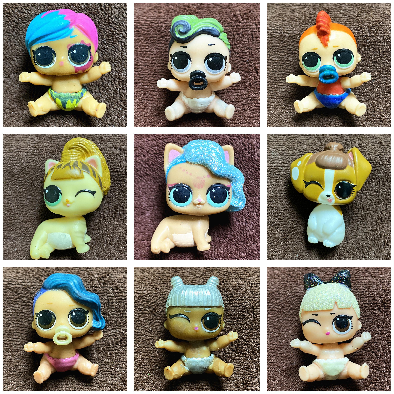 Выберите 1 штуку L.O.L. Детская кукла-сюрприз, 4 см