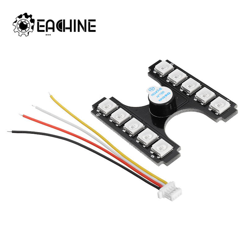 Eachine Wizard X220S FPV Racer RC Drone Spare Part Taillight Tail LED Light With Loud Buzzer