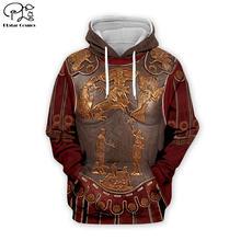 Plstar cosmos roman armor модный спортивный костюм хип хоп толстовки