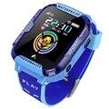 4G enfants montre intelligente enfant SOS appel d'urgence Smartwatch GPS positionnement suivi IP67 étanche montre enfant|  -