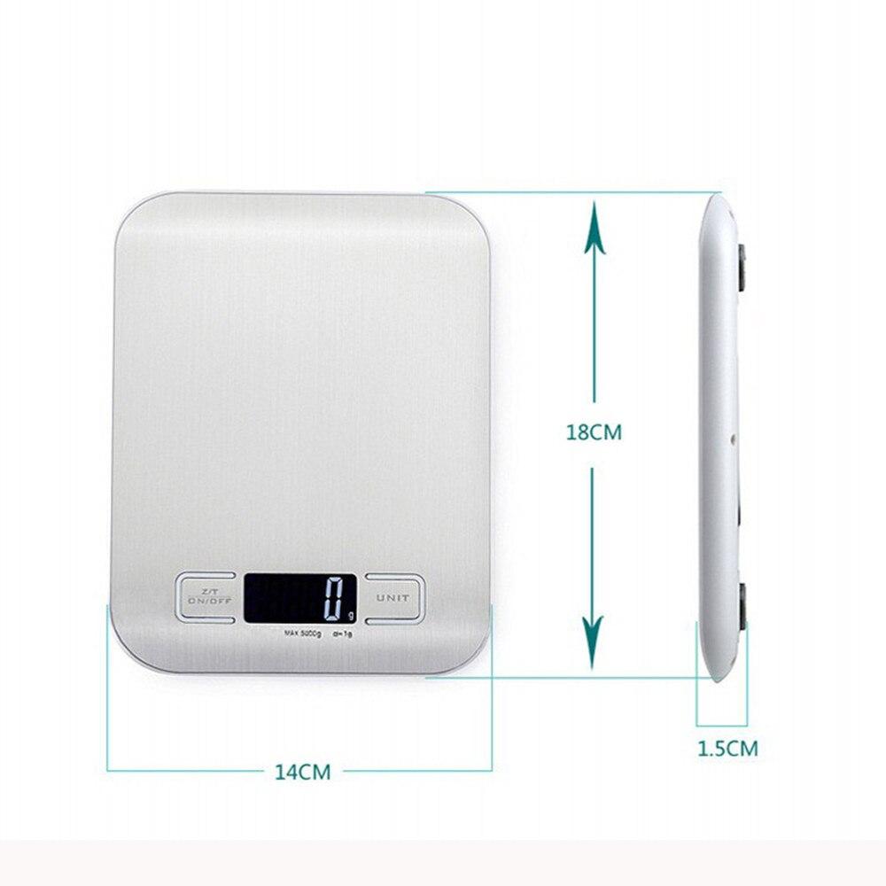 10 кг ЖК-дисплей Портативный Электронные цифровые весы карманные чехол почтовой Нержавеющаясталь Кухня Еда весы Баланс весы # LR1-1