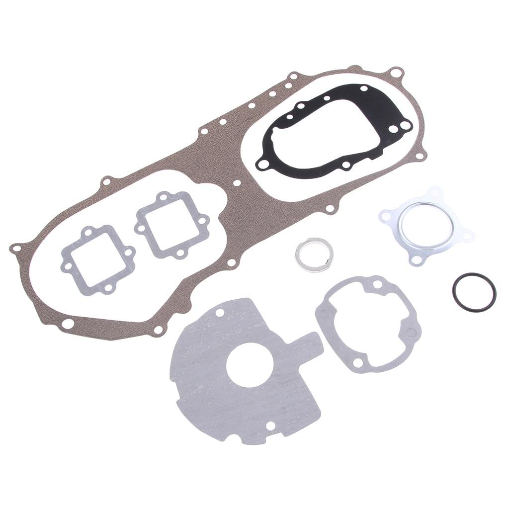 Мотор для скутера прокладка Ремонтный комплект для Yamaha JOG 50cc 2-тактный