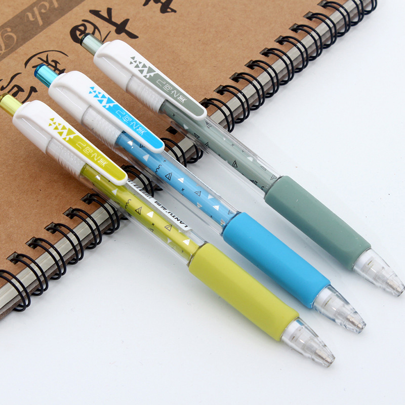 0.5mm/0.7mm Cartoon 2B Mechanical Pencil For School Pupils Writing Stationery