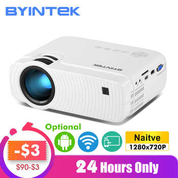 BYINTEK SKY K2 150inch LED Mini Micro Portable Video HD Projector with Speaker HD USB For Game Movie 1080P Cinema Home Theater - DISCOUNT ITEM  55% OFF All Category