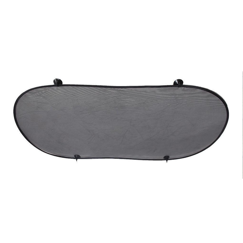 Novel Auto Rear Shade Mesh Sunshade Screen Heat Insulation Sun Shade Vehicle Shield Visor Protection Back Car Window