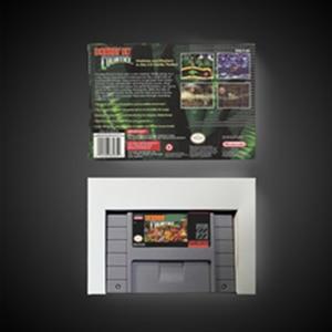 Image 2 - Donkey Land Kong Rpg Game Card Batterij Besparen Us Versie Doos