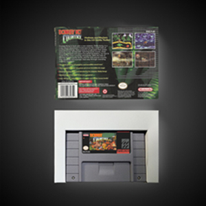 Image 2 - Donkeyประเทศฮ่องกง เกมRPG Cardประหยัดแบตเตอรี่USรุ่นขายปลีกกล่อง